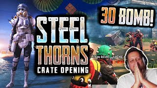 STEEL THORNS OPENING FOR 30,000 UC + MY MOST KILLS EVER