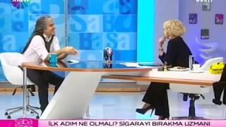 Sigarayı Bırakmada İlk Adım Ne Olmalı? Show Tv Saba Tümer İle Bugün