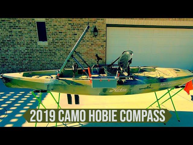 2019 Hobie Compass Camo Walkthrough
