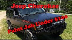 Jeep Paint Job Under $100