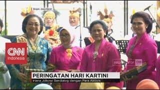 Download Video Ibu Negara Iriana Rayakan Peringatan Hari Kartini MP3 3GP MP4