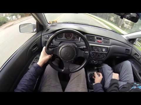 Mitsubishi Evo IX Accelerations POV