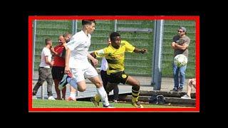 12-year-old youssofa moukoko scores brace for borussia dortmund   CNN lastest news