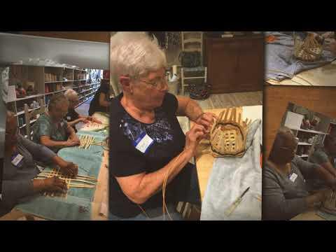 Basket Weaving Workshop @ Three Sheep