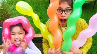 Ishfi Learn Colors withTwisty Balloons