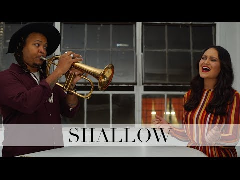 Lady Gaga, Bradley Cooper - Shallow (Arlene Zelina & Printz Board Duet Cover) | A STAR IS BORN