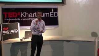 المرشد | أيمن سيد أحمد في | TEDxKhartoumED