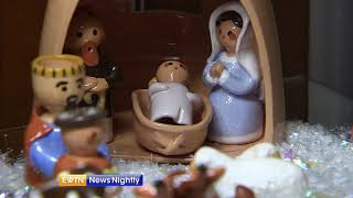 "Huge ""Nativities of the World"" Collection On Display in Washington - ENN-2017-12-15"