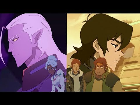 [Voltron] - Ready as I'll Ever Be