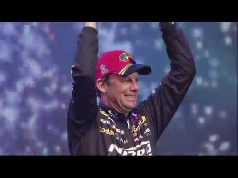 Kevin VanDam's biggest Bassmaster accomplishments