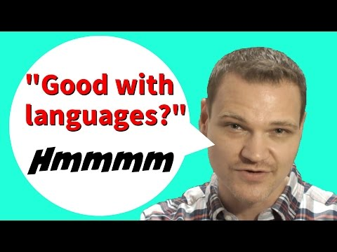 Are Some People Just Naturally Good With Languages?