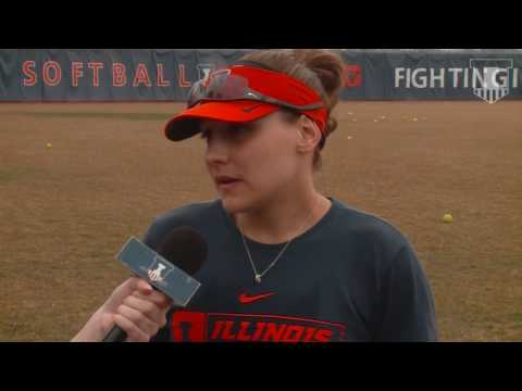 Illinois Softball Weekly Preview 2/23/17
