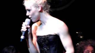 Wende Snijders zingt Hey met het Amsterdam sinfonietta