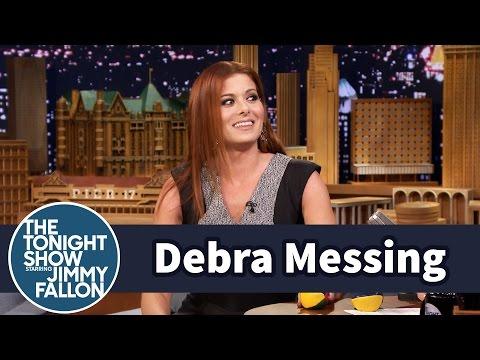 Debra Messing Has a Fine Arts Degree in Juggling