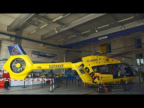 ADAC Luftrettung: Neue Hubschrauber in Murnau  und Köln