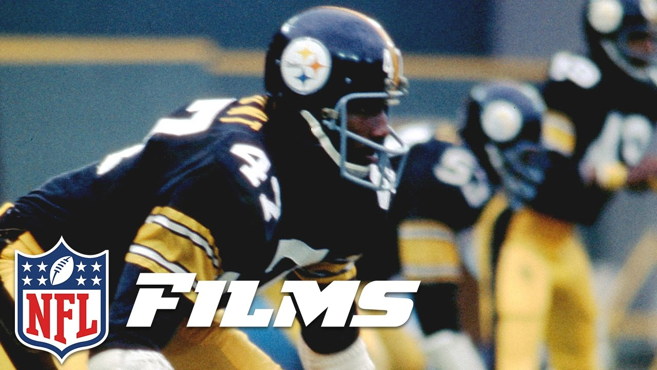first rate ad325 ac89a #10 Mel Blount Starts the Steelers Dynasty | NFL Films | Top 10  Interceptions