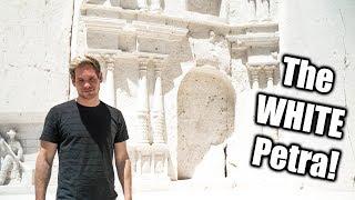 The WHITE PETRA! White - Volcanic City of Arequipa! (Peru)