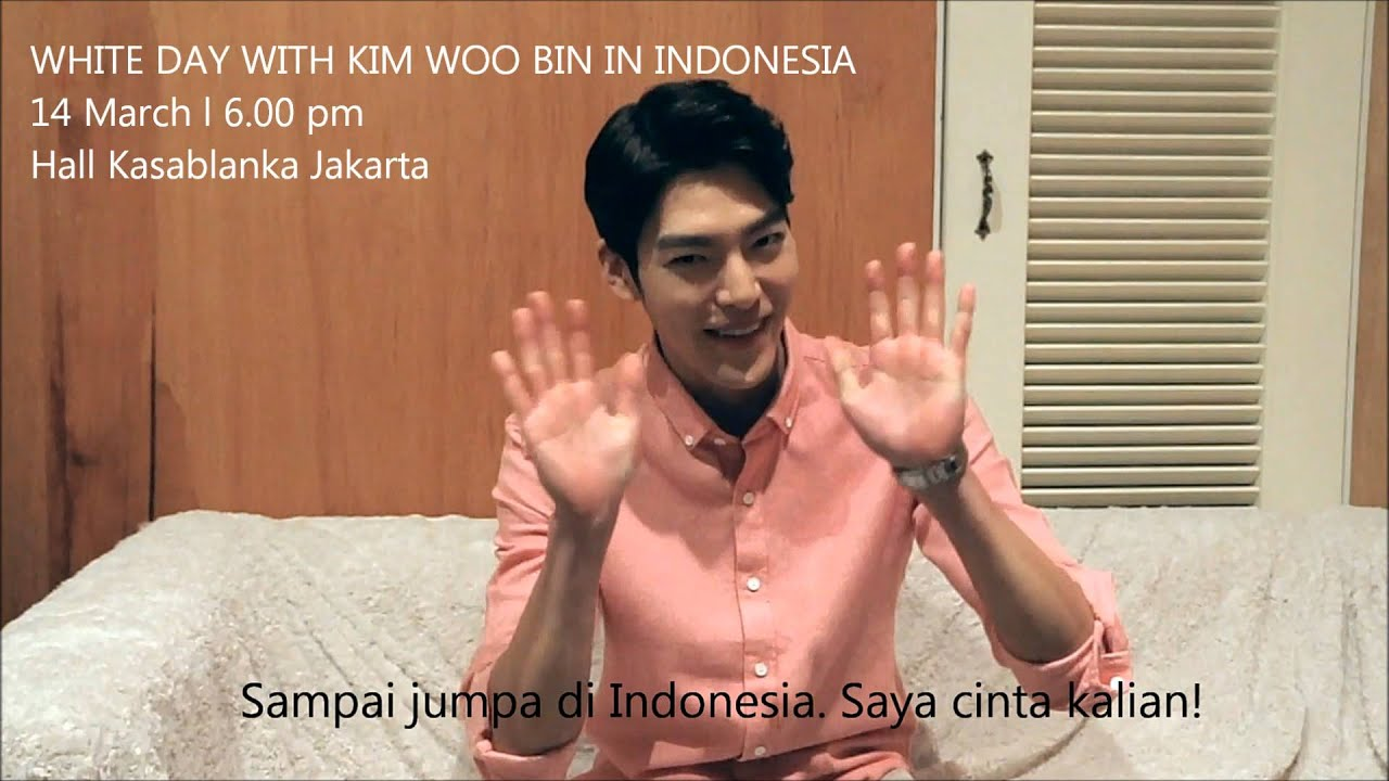 Kim woo bin greeting video for indonesian wooribin youtube kim woo bin greeting video for indonesian wooribin m4hsunfo