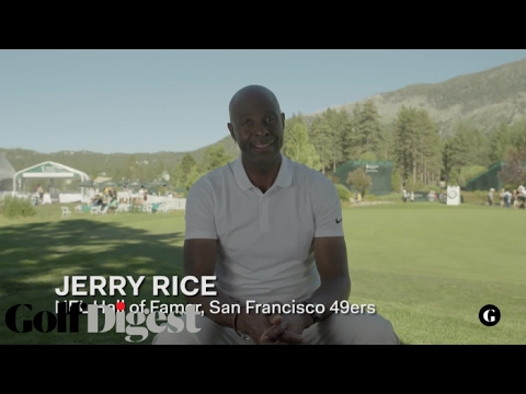 Jerry Rice and Charles Barkley Talk Tiger Woods | Golf Digest