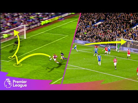 BRILLIANT Bergkamp & Mata Goals! | Premier League | Classic