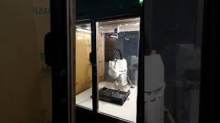 Robotic HMI testing