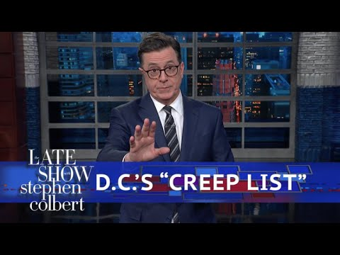 Thumbnail: Female Lawmakers In D.C. Have A 'Creep List'