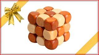 !!!РОЗЫГРЫШ!!! Куб головоломка из дерева !!!РОЗЫГРЫШ!!! Распаковки aliexpress(, 2016-05-25T09:53:26.000Z)