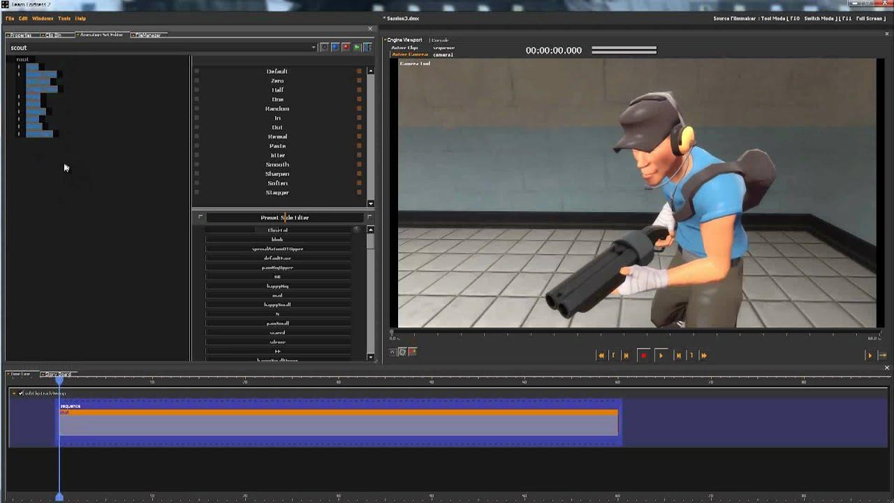 Video tutorial custom animation into source film maker using maya youtube