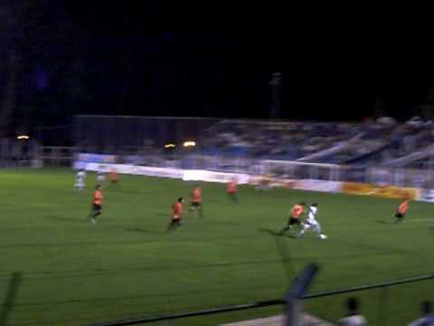 Gimnasia y Esgrima (Concepción del Uruguay) 3 - Real Arroyo Seco 0 (22/02/09)
