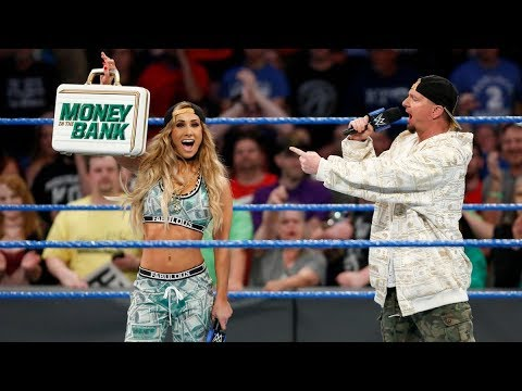 Download Is The Women's MITB Rematch A Result Of The Ellsworth Backlash?   WWE SDLive 6/2017