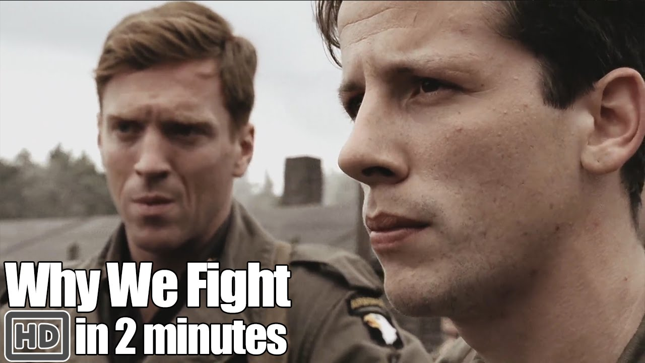 Band Of Brothers In 2 Minutes