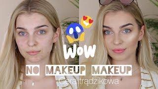 NO - MAKEUP Makeup | Makijaż dla cery trądzikowej na upały