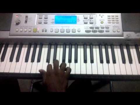 Vaanamum Poomiyum  - Tamil Christian songs keyboard notes