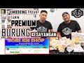 Unboxing Pakan Dan Vitamin Burung Lovebird Kenari Dan Burung Kicau Tokopedia  Goes Km Shop  Mp3 - Mp4 Download