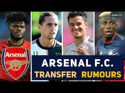 TRANSFER NEWS: ARSENAL FC TRANSFER NEWS AND RUMOURS UPDATE