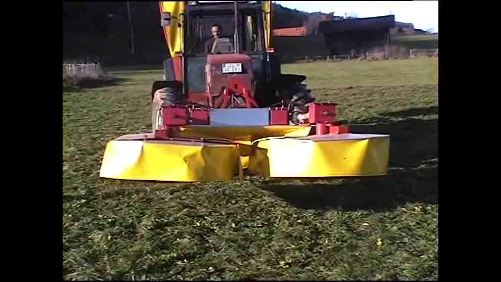 Berühmt Weltneuheit Hölzle Landtechnik - YouTube @WP_78