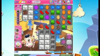 Candy Crush Saga Level 1574 No Booster 3 Stars