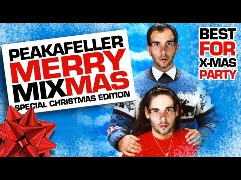 BEST CHRISTMAS DANCE PARTY NON STOP MIX / MERRY MIXMAS 2012  By Peakafeller