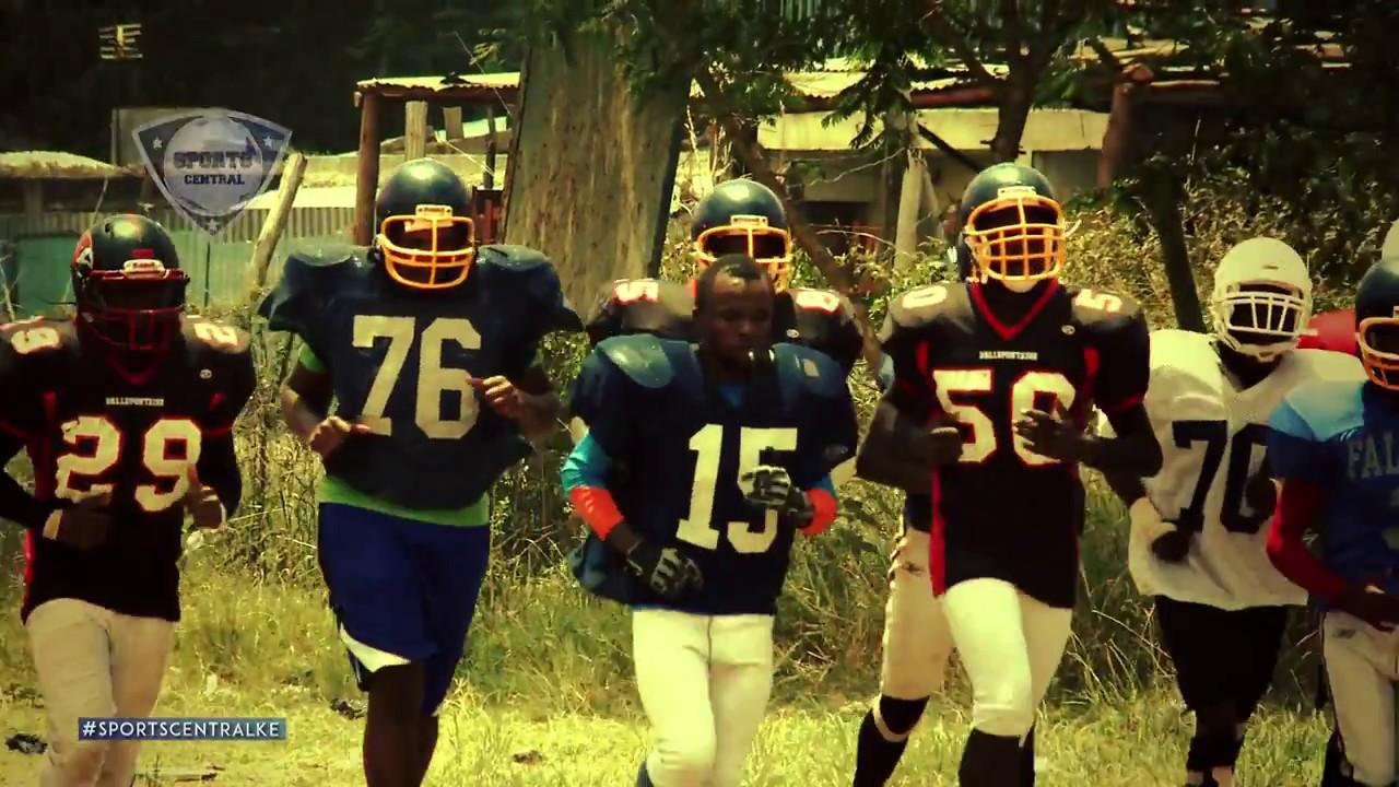 American Football in Kenya! Enter, Umoja Chiefs!