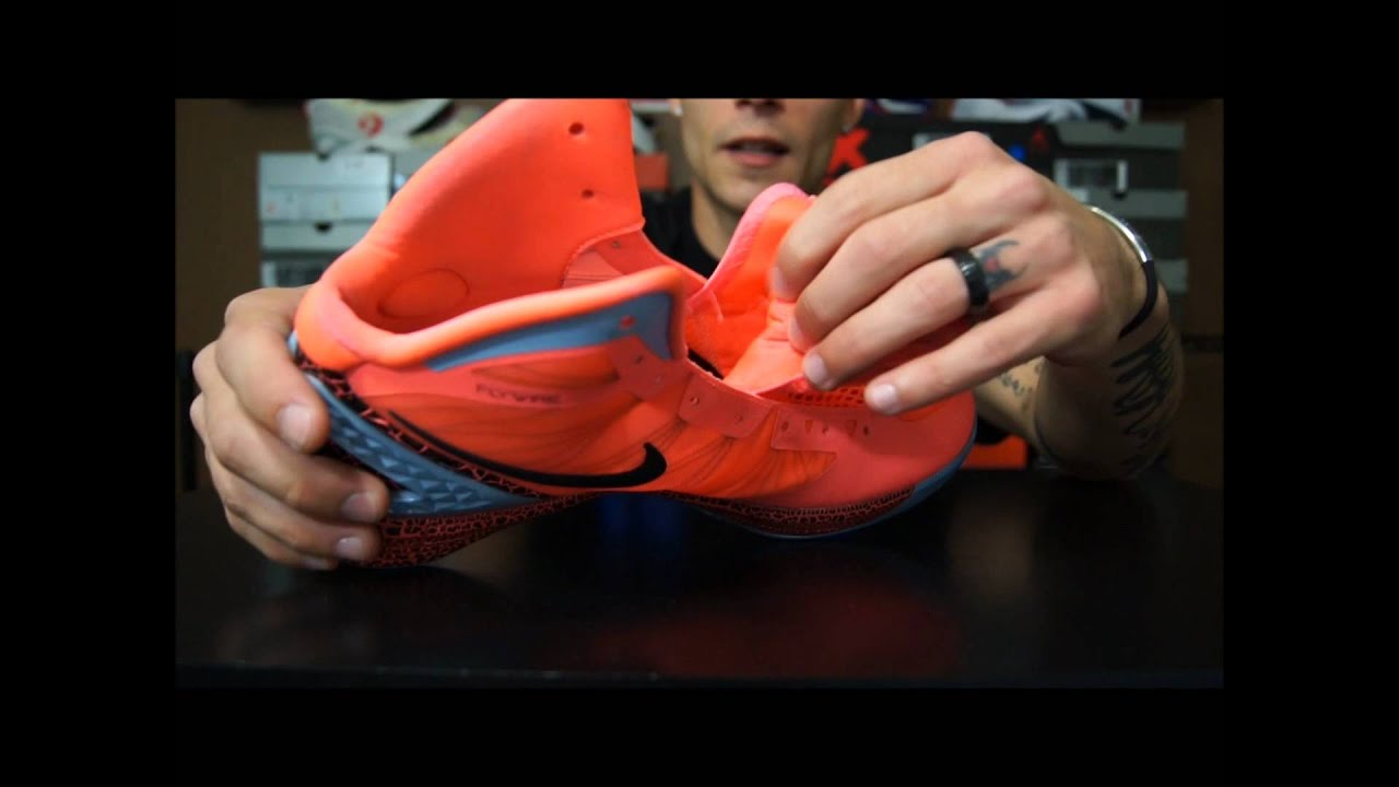 nike zoom hyperdunk 2011 performance review youtube