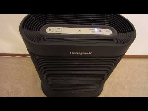 Honeywell Air Purifier HPA300 Review/Cleaning