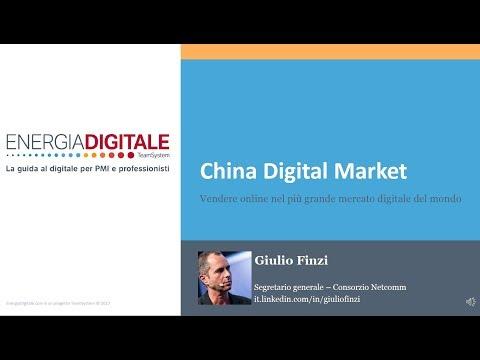 China Digital Market - Vendere online nel più grande mercato digitale del mondo