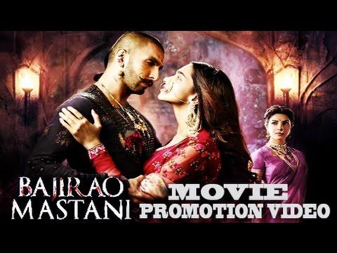Bajirao Mastani 2015 | Ranveer Singh, Deepika, Priyanka & Milind Soman | Full Movie Promotion Events