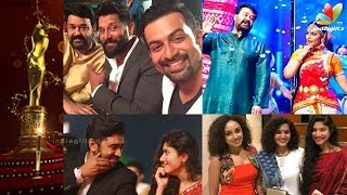 Asianet Film Awards 2016 & Winners List | Mohanlal, Vikram, Prithviraj, Dulquer Salmaan