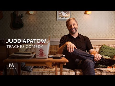 Judd Apatow Teaches Comedy