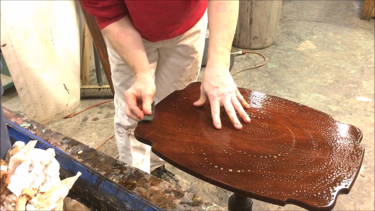 CLEANING ANTIQUE FURNITURE WITH TSP (PART 3)/ RESTORATION - CLEANING ANTIQUE FURNITURE WITH TSP (PART 3)/ RESTORATION - YouTube