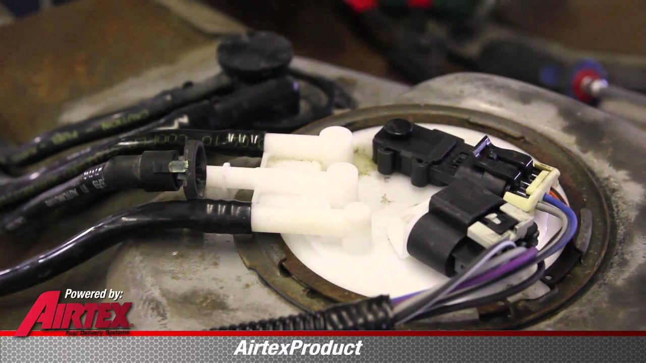 How to Install Fuel Pump Module Assembly E3950M in a 1999