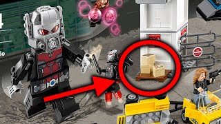 Top 25 LEGO Easter Eggs and Hidden References! streaming