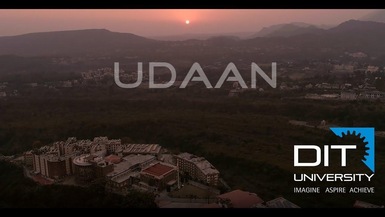 Download DIT University || UDAAN || 2021