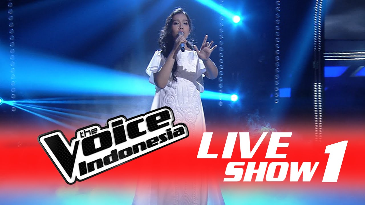 """Download Natasya Misel """"Angel""""   Live Show 1  The Voice Indonesia 2016"""
